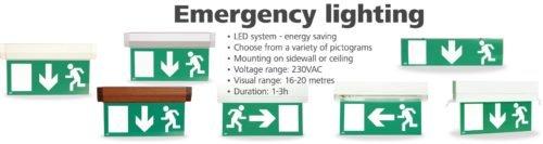 Addressable Emergency Lighting System