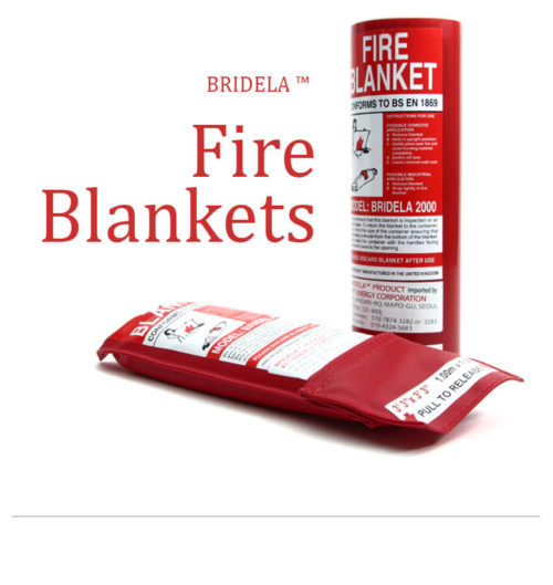 bridela fire blanket
