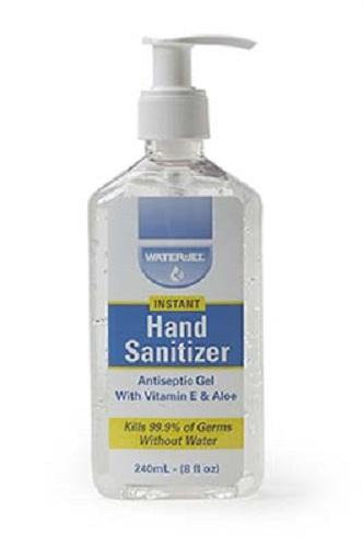 Hand Sanitizer 8 oz. Pump 72res 265x398