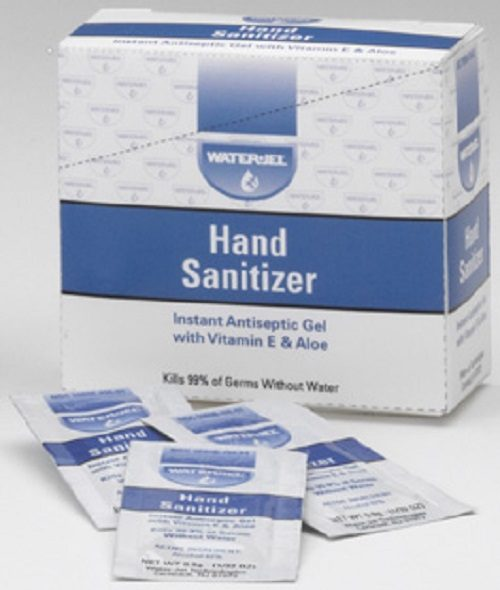 Hand sanitizer 25